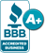 HotDoodle A+ rating on BBB